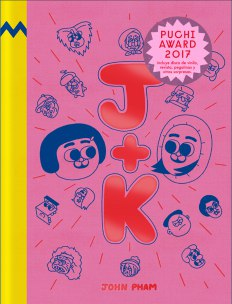 J+K w/ English texts booklet